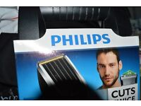 Philips mens hair cutters and beard trimmers BRAND NEW