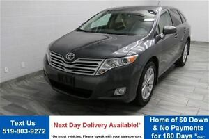2010 Toyota Venza AUTOMATIC w/ ALLOYS! POWER PACKAGE! BLUETOOTH!