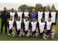 11 aside football in South London: Players wanted for football team. SUNDAY FOOTBALL TEAM. Ref: NE2