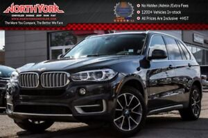 2017 BMW X5 xDrive35i|Pano_Sunroof|Nav|H/K Audio|Backup_Cam|19
