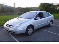 CITROEN C5 DIESEL 2.2 HDI AUTOMATIC WITH LEATHER