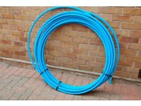 plastic water pipe