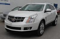 2011 Cadillac SRX4 LUX AND PERFORMANCE