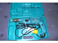 Brand new 110 volt MAKITA hammer drill