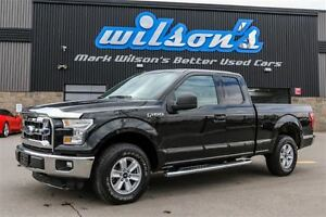 2015 Ford F-150 XLT $103/WK, 5.49% ZERO DOWN! 4WD! NEW BRAKES! B