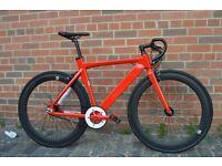 2016 model aluminium Brand new single speed fixed gear fixie bike/ road bike/ bicycles cd