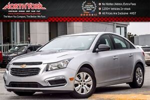2016 Chevrolet Cruze LS Sat Radio|Power Opts|Keyless_Entry|AC|Cl