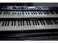 Hammond SK2 Organ / HAMMOND / Electric piano sounds