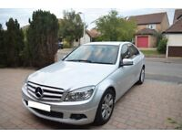 Mercedes Benz C Class Diesel C200 2.1 Silver Auto for sale £7000