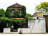 Sous Chef for British restaurant in Notting Hill, closed on Sundays