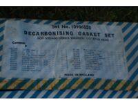 LEYLAND 10906520 Decarbonizing GASKET SET