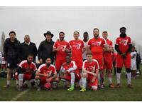 Friendly football match wanted