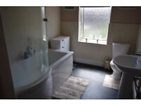 2 bed terraced property for rent in Golborne, 2 reception rooms, immaculate throughout.