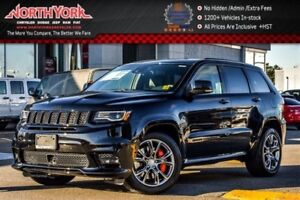 2018 Jeep Grand Cherokee New Car SRT|Trailer Tow, High Perform.