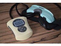 Electric eye massager