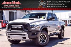 2016 Ram 1500 NEW Car|Rebel|Luxury Group|Rear Cam|Htd Front Seat