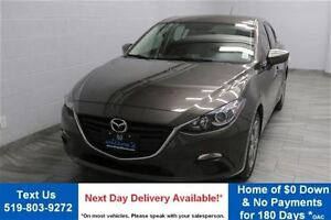 2014 Mazda MAZDA3 SPORT GX-SKYACTIV! 6-SPEED HATCHBACK! POWER PA