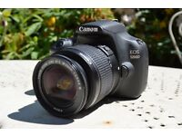 Canon EOS 1200D (Lens Kit 2)