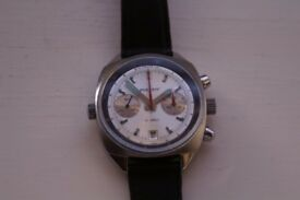 Poljot Russian manual wind mechanical chronograph wristwatch - Vintage - Cal 3133/Valjoux 7734