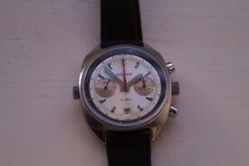 Poljot Russian manual wind mechanical chronograph wristwatch - Vintage - Cal 3133/Valjoux 7734
