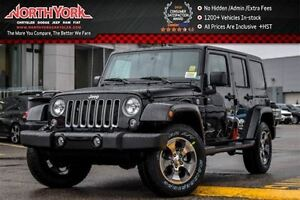 2017 Jeep WRANGLER UNLIMITED NEW Car Sahara|4x4|Connect Pkg|R-St