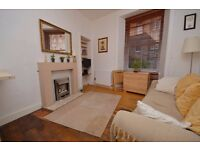 Lovely 2-bedroom ground floor flat in Abbeyhill with TV & Wi-Fi, available October - NO FEES
