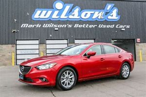 2014 Mazda MAZDA6 GS $69/WK, 4.47% ZERO DOWN! REAR CAMERA! NEW T