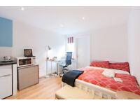 all bills incl. 1 bed double studio flat brand new. Wembley park preston road.2 stop Baker street