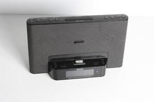 Radio pour iPod Sony ICF-CS15IP (A036418)