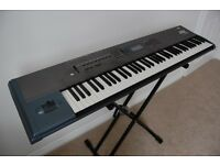 KORG N264 MUSIC WORKSTATION (BOXED WITH STAND) * 76 KEY KEYBOARD SYNTHESIZER PIANO