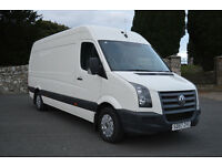 2008 VW Crafter LWB – Super Low Miles, Previous Council Owned