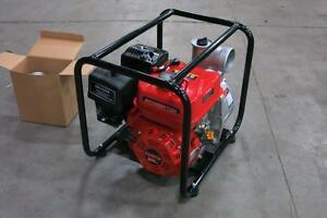 """POWERTEK PT80C 3"""" 208cc Centrifugal Pump, 7hp"""