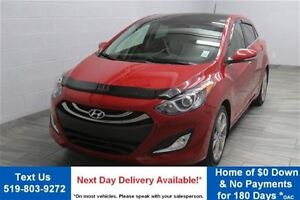 2013 Hyundai Elantra GT TECH PKG! NAVIGATION! PANORAMIC SUNROOF!