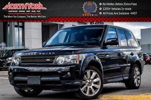 2013 Land Rover Range Rover Sport HSE 4x4 Nav Sunroof BackupCam 