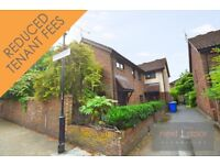 REDUCED TENANT FEES - LOVELY 3 BED HOUSE TO RENT IN CAMBERWELL SE5- COMES WITH HUGE PRIVATE GARDEN