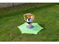 Fisher Price Go Baby Go! Bounce and Spin Zebra - Only £10 - Collection Only !!!