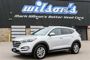 2016 Hyundai Tucson AWD! FRONT/REAR HEATED SEATS! BLUETOOTH! REA