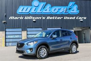 2014 Mazda CX-5 GS AWD! SUNROOF! NEW TIRES+BRAKES!! REAR CAMERA!