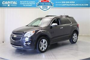 2015 Chevrolet Equinox LTZ AWD **New Arrival**