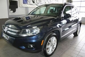 2013 Volkswagen Tiguan 2.0 TSI Highline AUT, 4MOTION, CAMERA, NA