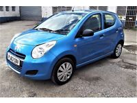 2014 (63) Suzuki Alto SZ 1.0 5dr - Low 6700 Miles - £0 Tax/Year.