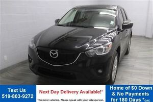 2014 Mazda CX-5 AWD GT w/ LEATHER! NAVIGATION! SUNROOF! HEATED S
