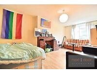 NO AGENCY FEES - 4 BED APARTMENT TO RENT WITH PRIVATE GARDEN IN STOCKWELL SW9 - GOOD TRANSPORT LINKS