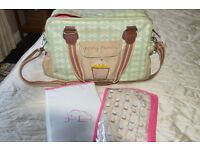 Pink Lining Yummy Mummy change bag