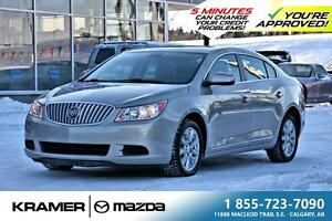2011 Buick LaCrosse CXL *GREAT SHAPE*