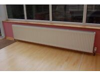 3 x RADIATORS - Central Heating Type - Very Good Condition