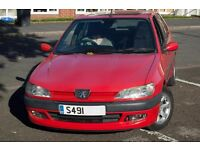 1.6 petrol peugeot 206 for sale £200ono