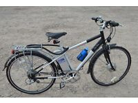 Electric Bike, Incredible Condition, Barely Used