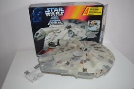 Star Wars POTF Kenner Vehicles