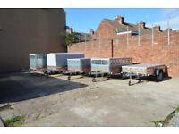 BRAND NEW / 7,5 X 4,1 FEET / MESH / SIDE PANELS / MULTI-PURPOSE / BOX TRAILER / CANOPY /